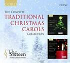 The Complete Traditional Christmas Carols Collect. von Christophers,The Sixteen (2015)