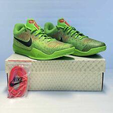 Nike Kobe Mamba Rage Grinch Shoes size