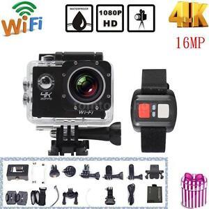 2-034-LCD-HD-1080P-Wifi-16MP-Action-Camera-Waterproof-4K-Video-DV-w-Remote-Control