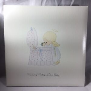 Precious Moments Baby Photo Album Baby 12x12 6 Pages Expandable Ebay