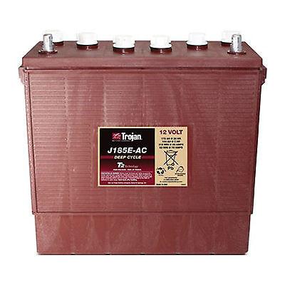 Trojan J185E-AC 12v 12 volt 175 Amp hour solar rv deep cycle battery 175a |  eBay
