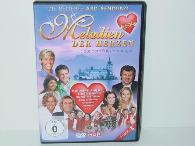 """*****DVD-VARIOUS ARTISTS""""MELODIEN DER HERZEN aus dem Salzkammergut""""-MCP*****"""