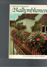 Christian Grunert - Balkonblumen - 1979