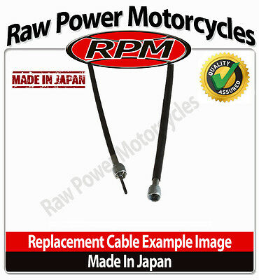 Suzuki GSX750 E 79-89 Replacement Rev / Tacho Cable (8428154) Made In Japan