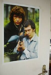 The Professionals Door Poster