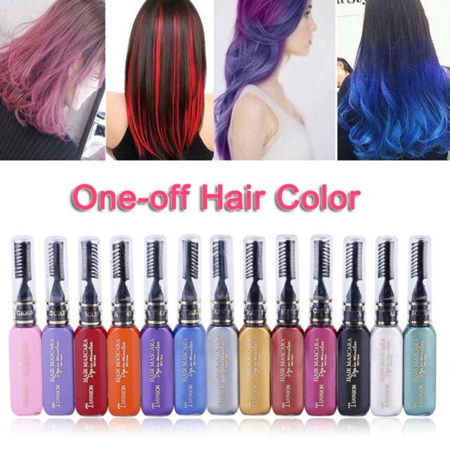 Temporary Color Hair Dye Hair Care Chalk Non-toxic Hair Dye Salon Modeling DIY