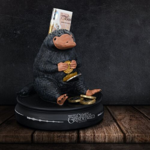 FANTASTIC BEASTS-nifler Money Bank-rare promotionnel Objet,