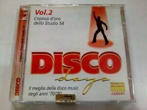 CD-DISCO-VOL-2-L-039-EPOCA-D-039-ORO-DELLO-STUDIO-54