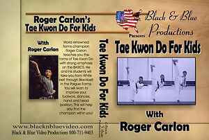Tae-Kwon-Do-Palgue-Katas-for-Kids-with-forms-by-Roger-Carlon-FREE-SHIPPING