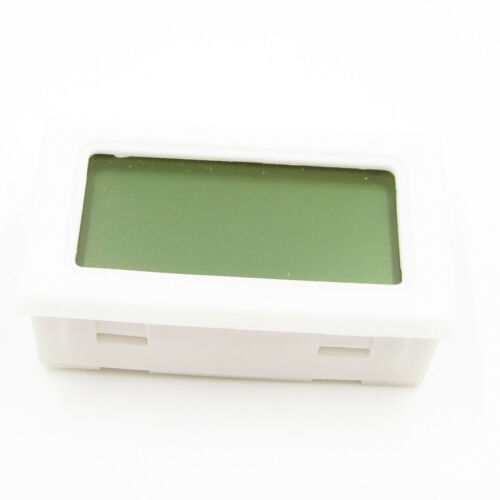 Mini Digital LCD Indoor Temperatur Humidity Meter Thermometer Hygrometer AHS