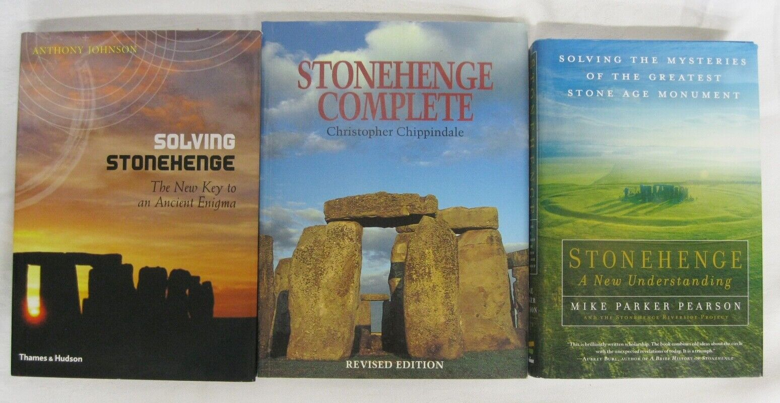 stonehenge a new understanding solving the mysteries of the greatest stone age monument