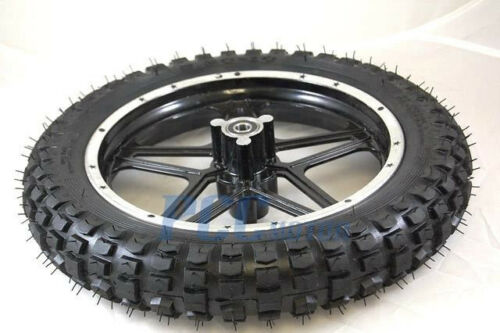 2.5 x 10 REAR DISC BRAKE WHEEL TIRE FOR MINI DIRT BIKE DB50X M WM23