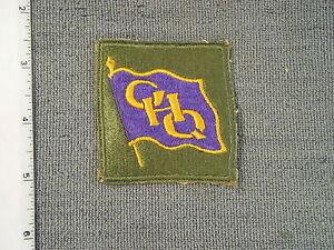Général Siège Social AmÉricain Armée Pacific à Partir De Ns Meyer's & Used En B. Iarn5zru-08005841-611523337