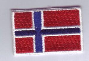 Norwegen Aufbügler,Aufnäher,Patch ,Flagge,Flag,Norway