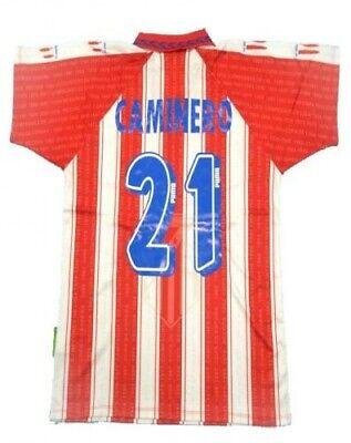 Camiseta Jersey Retro Caminero Atletico de Madrid 1996