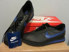 NIB New Classic Vintage Nike 1984 Blue/black Cortez Tennis Shoes MENS Sz. 10