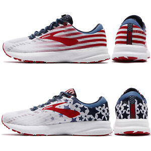 Brooks-Launch-6-Go-USA-Special-Edition-Men-Women-Road-Running-Sneakers-Pick-1