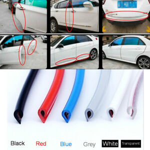 5M-Car-Auto-Door-Seal-Strip-Trim-Mold-Hood-Edge-Protection-Guard-Weatherstrip