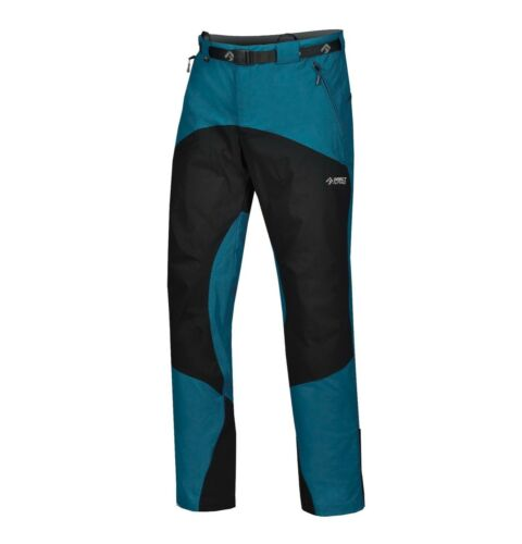 Direct Alpine Mountainer Pant, Outdoor Trousers for Men, petrolblack, Size XL