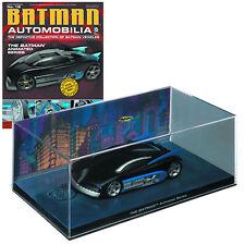 Automobilia #18 Batmobile From THE BATMAN Animated Series / Eaglemoss Die Cast