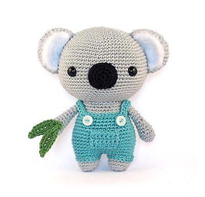 Crochet Stuffed Animals & Cuddly Toys Amigurumi Knitting Pattern ... | 385x400