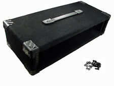 """Procraft 2U 9"""" Deep Equipment Rack 2 Space - Made in the USA - With Rack Screws"""