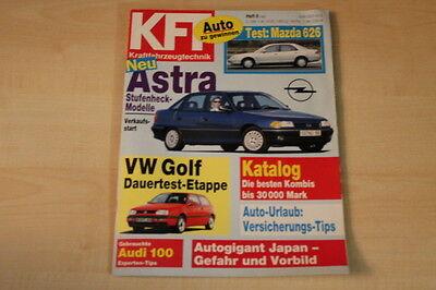 Freundschaftlich 72486 Audi 100 Gebrauchtkauftips Kft 06/1992 Buy One Give One Mazda 626