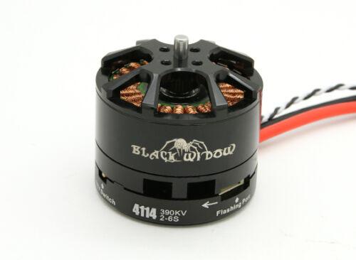 Black Widow 4110 460Kv RC Multirotor Motor with 40A OPTO ESC CW//CCW 3s 4s 5s 6s