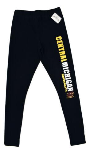 America Womens Central Michigan Chippewas Yoga Leggings Athletic Pants New S J
