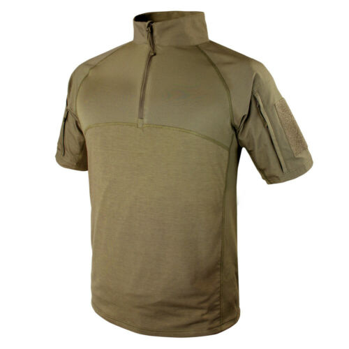 Details about  /Condor Outdoor Tactical Airsoft Military Short Sleeve Combat Shirt 101144