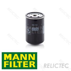 CARBURANTE Filtro MANN-FILTER wk731