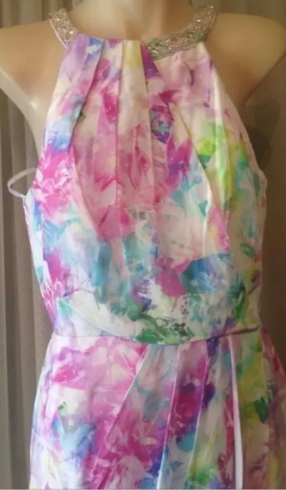 Size 8 Forever New Floral Dess