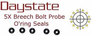 Daystate-Pellet-Probe-Bolt-Breech-O-Ring-Seals-Air-Wolf-Ranger-MK3-MK4