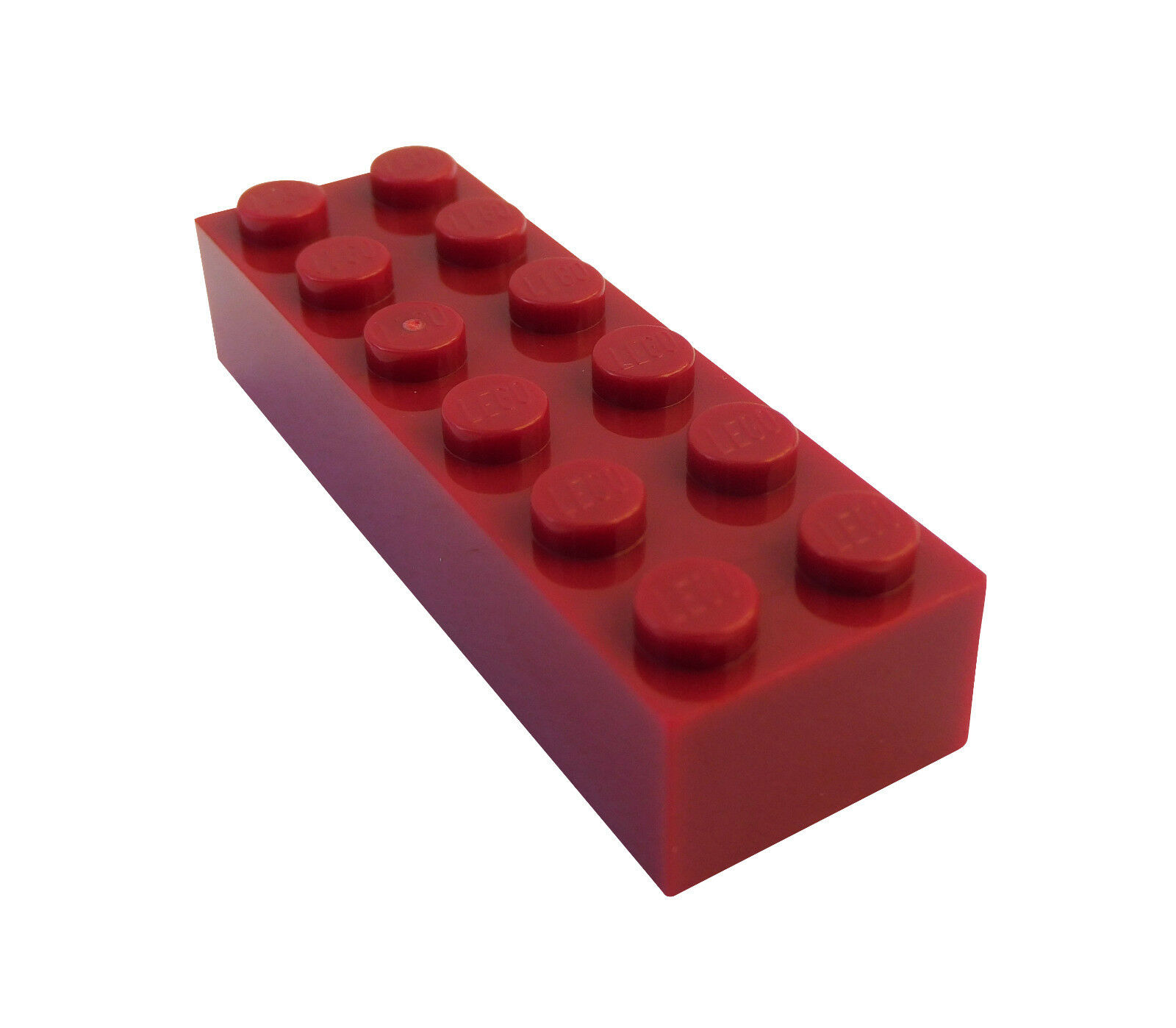 2456 Basics City Baustein Neu Lego 50 Stück blaue Steine 2x6 Stein in blau