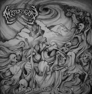 NECROFAGORE - Into The Gloom Of The Buried Va- DIGICD 2021 (Drakkar Productions)
