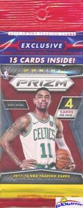2017-18-Panini-PRIZM-Basketball-EXCLUSIVE-Factory-Sealed-JUMBO-FAT-CELLO-PACK