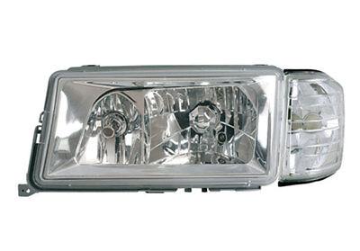 82-93 ohne Blinker inkl Scheinwerfer Set Mercedes 190er W201 Bj Lampen