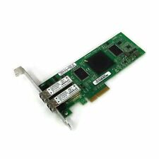 Dell QLogic Dual Port Fiber Channel FC 4Gbps PCIe Card QLE2462 PX2510401 DH226