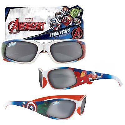 Da Ragazzo Personaggio Sole Protezione Uv Per Vacanze - Marvel Avengers Brividi E Dolori
