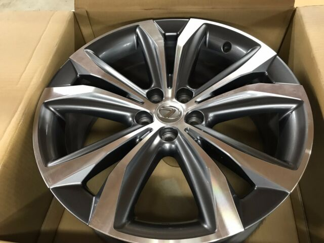 Lexus Rx Alloy Wheels 20 Quot Set Of 4 Ebay