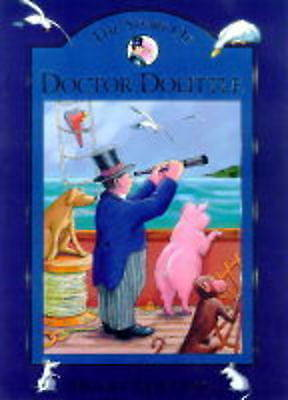 The Story of Doctor Dolittle, Lofting, Hugh, Very Good Book