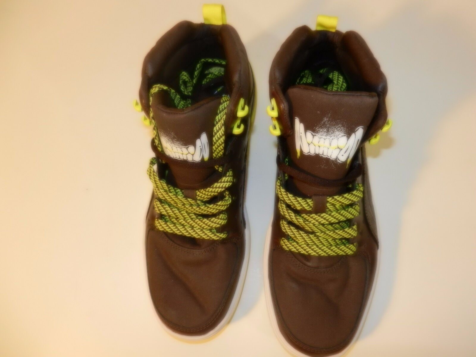 Puma Street Mid Halloween Men's shoes 304577 01Sz 7.5NWOB