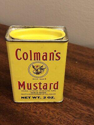 Colman\u2019s mustard embroidery