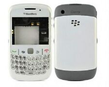 Blackberry Curve 8520 housing complete white