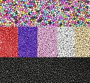25g Microbeads 0.7mm. Caviar style nails, card making, pottery