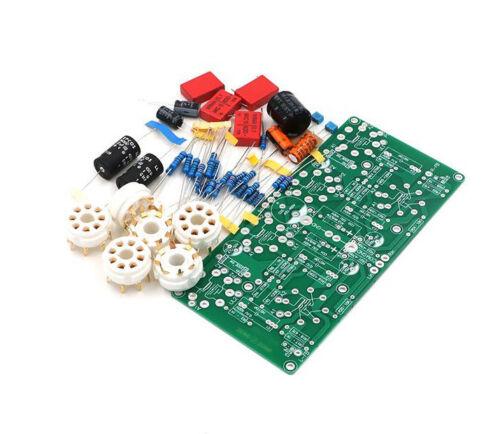 Ultra-linear Push-pull 6SL7+6V6 Tube Power Amplifier Kit 12W 12W No Tubes