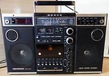 1982er UNIVERSUM SENATOR 8800 SUPER STEREO Ghetto Blaster Schwergewicht CTR 2188