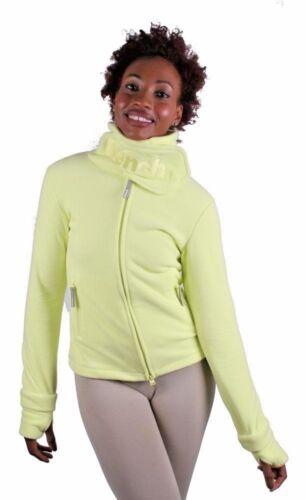 Bench Funnel H Fleece Zip Sweater Snowboarding Yellow Jacket