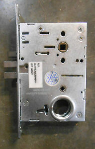 TOWNSTEEL H D Commercial Mortise Lock Body (Chassis Only) (EC9-2)