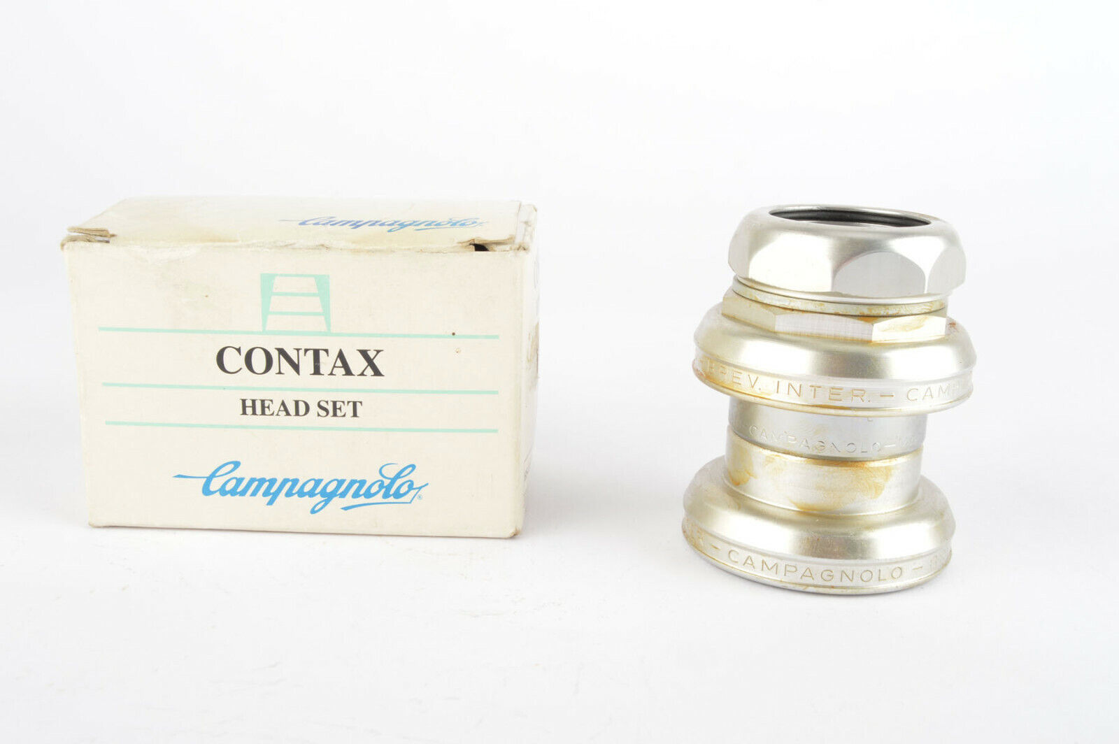 NEW Campagnolo Contax  HS-01CO 1¼  Headset from the 1990s NOS NIB